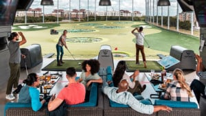 topgolf indoor golf