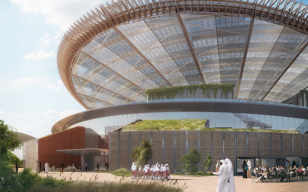 Dubai_Expo_Entrance