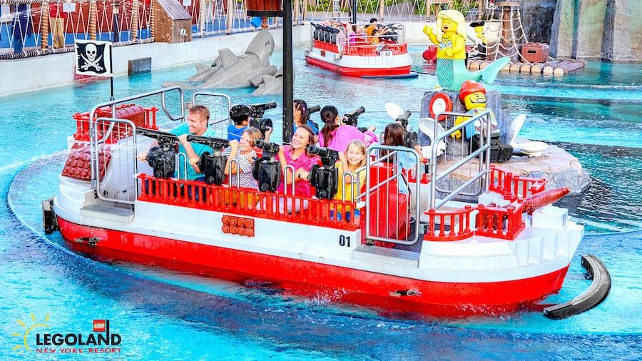 Splash Battle ride