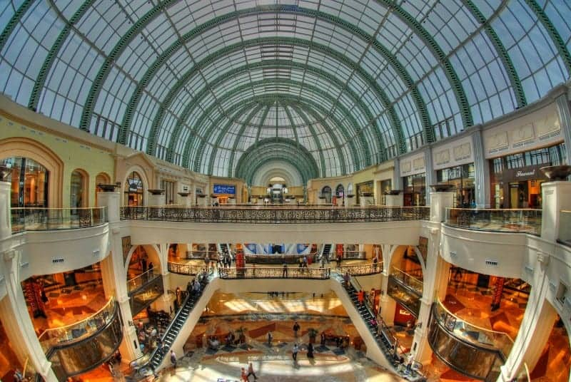 Mall of the Emirates attractions trends 2021