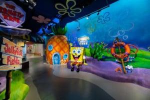 Nickelodeon Playtime_Shenzen SpongeBob