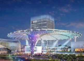Shanghai International New Cultural and Creative Esports Center