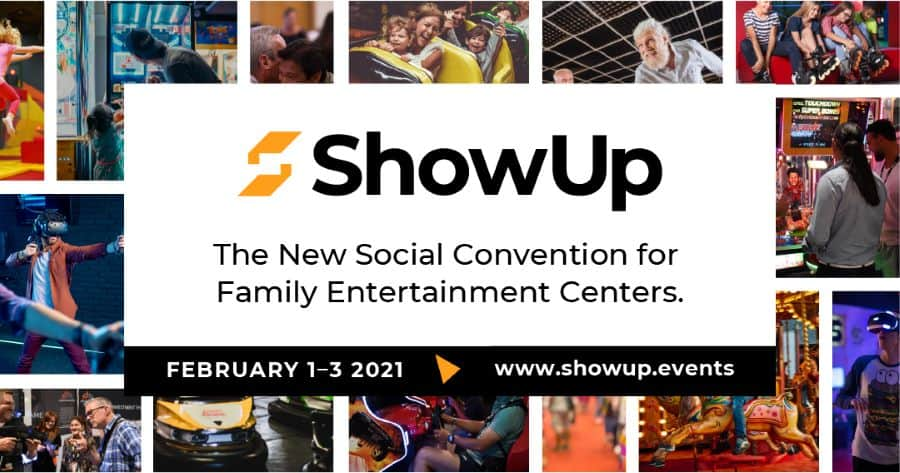 ShowUp Event