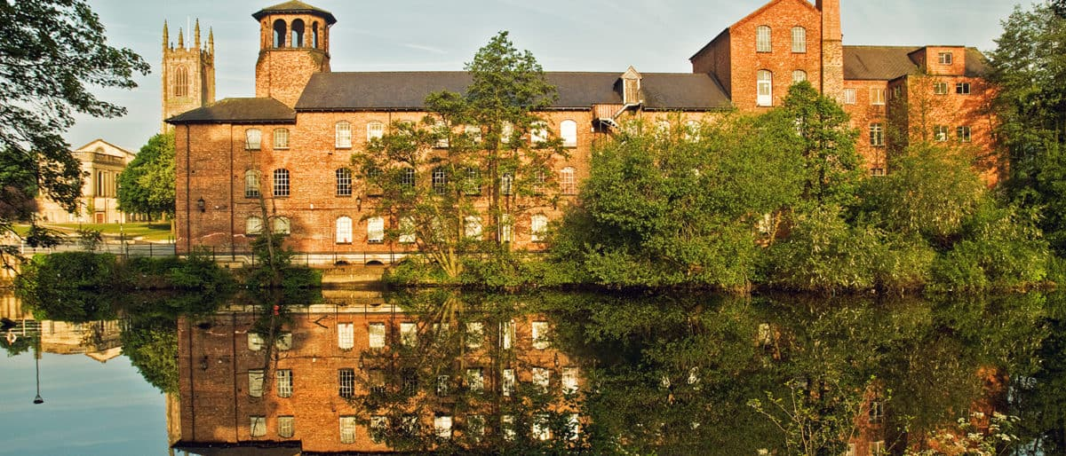 Silk Mill- derby Museum of Making