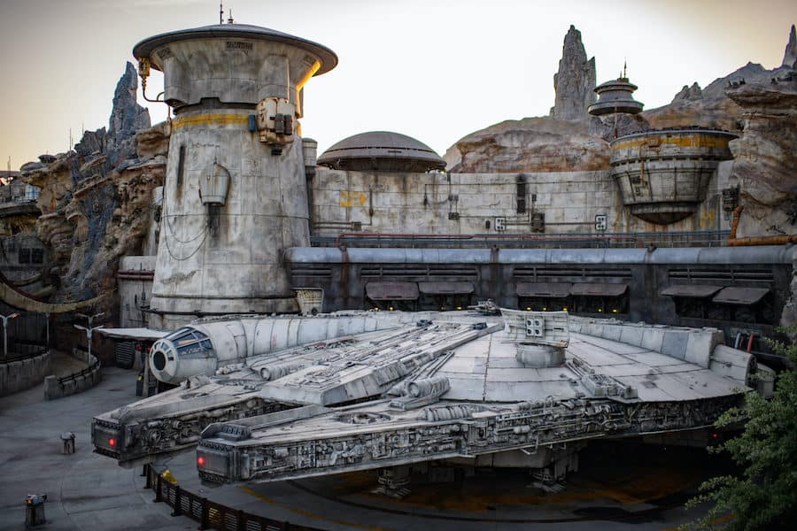 Star Wars: Galaxy's Edge at Disneyland Park annual passes