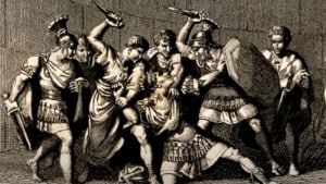 Death of Caligula