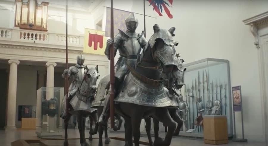 Armour at the Met Sofie Andersen