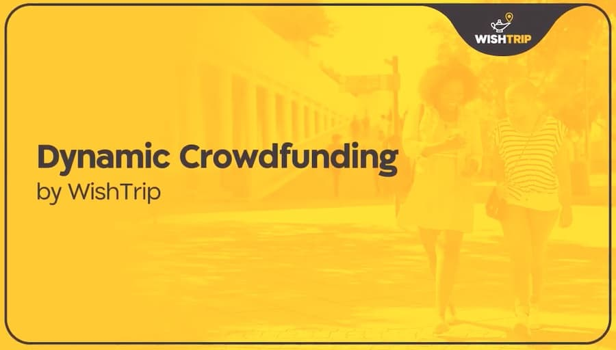 Dynamic Crowdfunding WishTrip