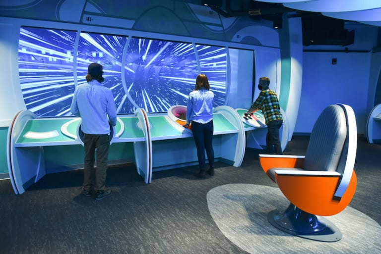 Fantasy-Spaceship-interactive-Denver-Museum-of-Nature-and-Science