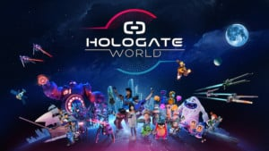 HOLOGATE WORLD