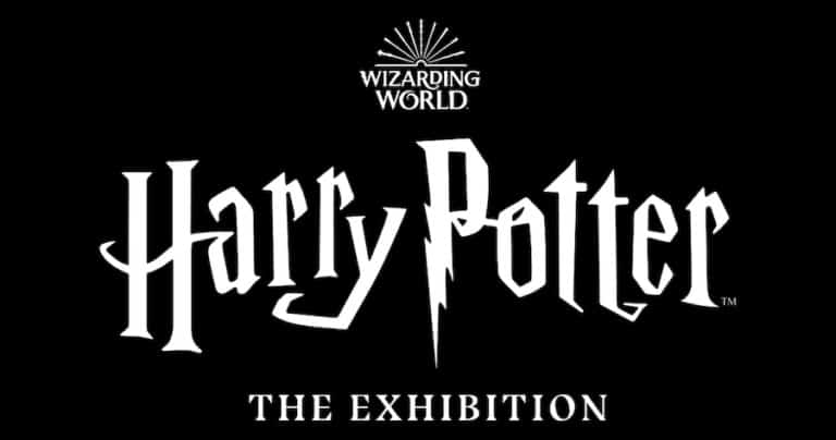 Harry Potter The Exhibition_Logo