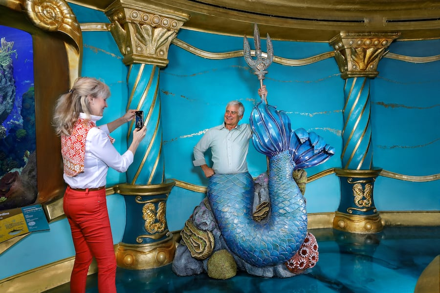 Mermaid experience AATB