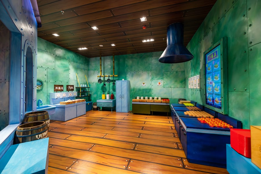 Nickelodeon playtime role play