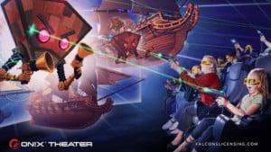 ONX-Theater Falcon's Creative