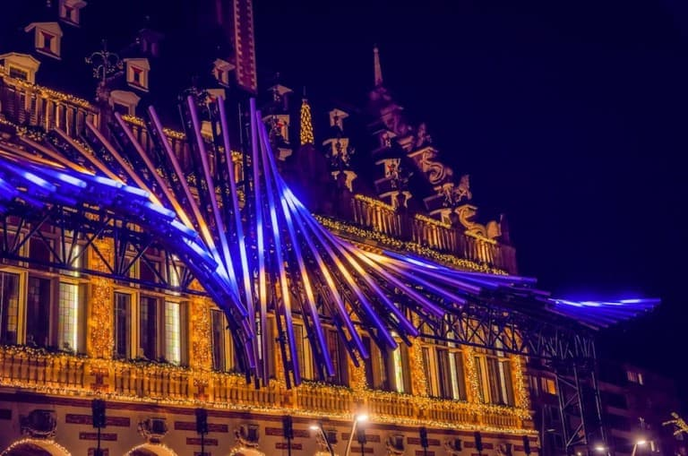 Painting with Light Beats of Leuven