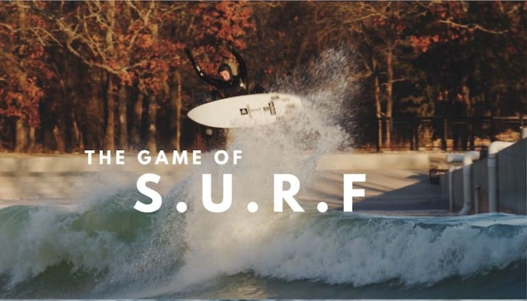 PerfectSwell SURF game american wave machines