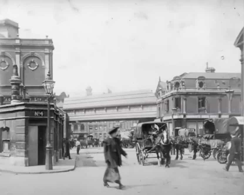 Victorian West Smithfields