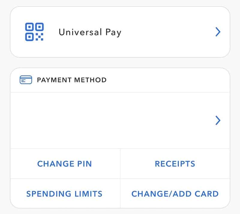 universal pay mobile app