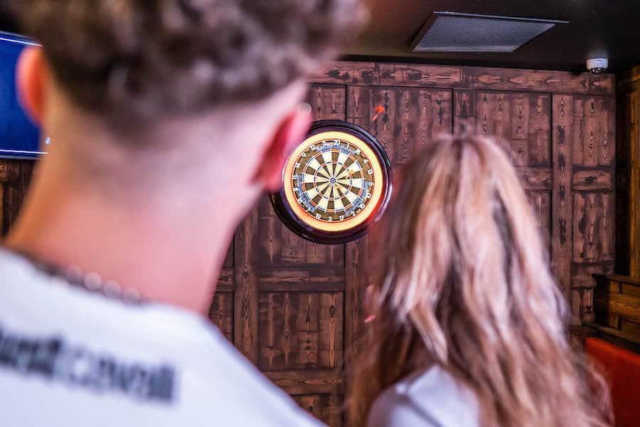 AR darts Boom Battle Bar
