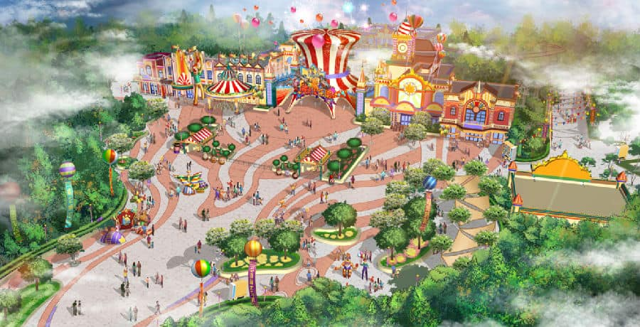 Fantawild reopens parks in spring 2021