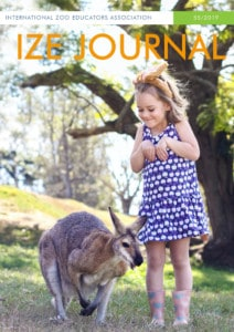 IZE Journal 2019 Cover