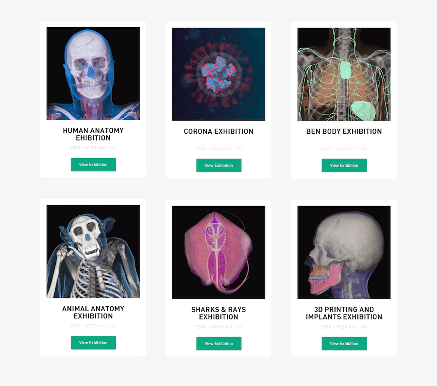 Interspectral launches software trial, online store