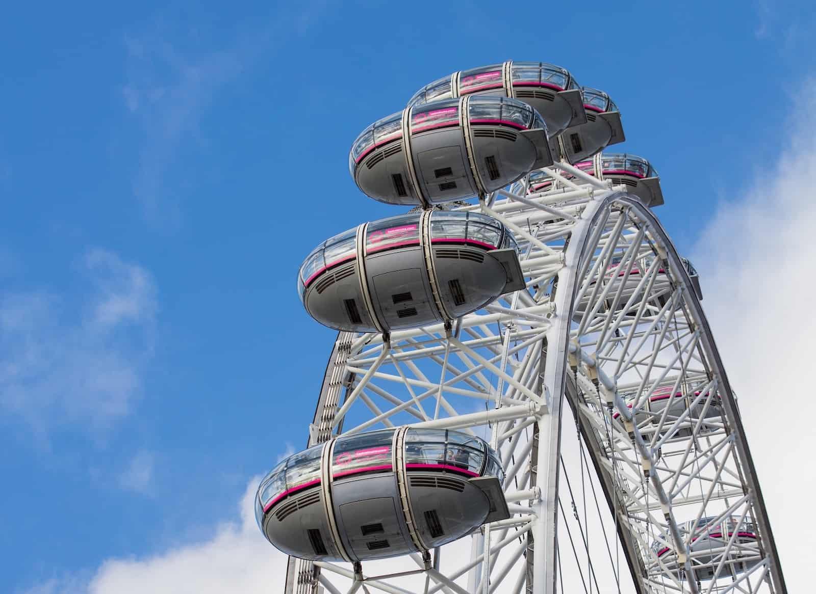 London Eye lastminute.com