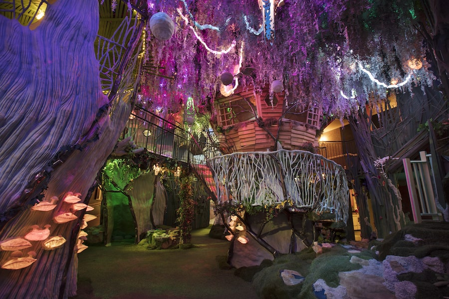 Meow Wolf's House of Eternal Return, Santa Fe, New Mexico