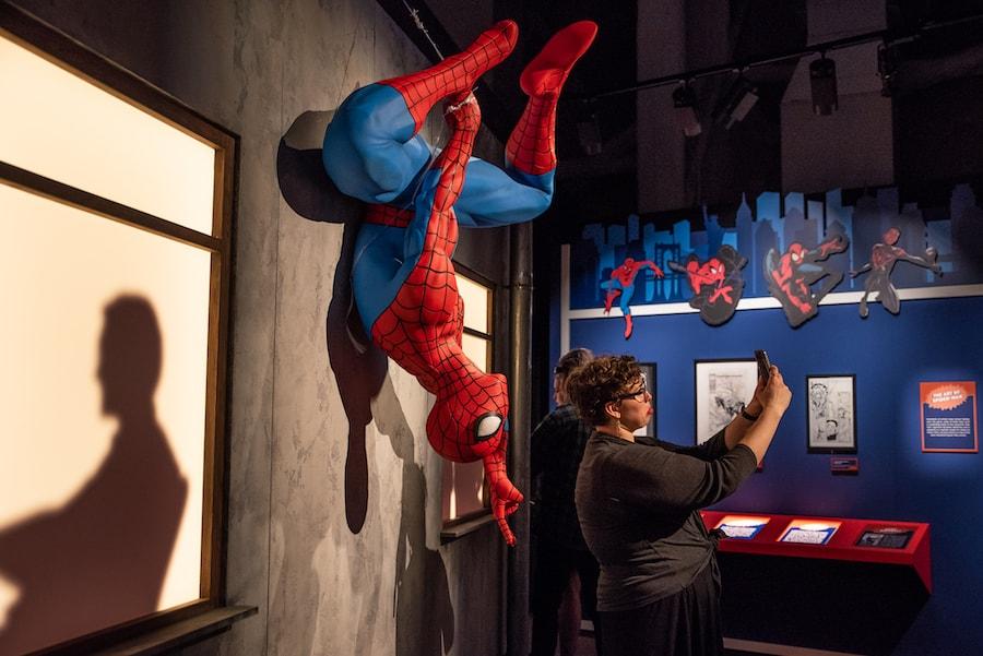 Spider man MSI Blooloop