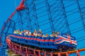 blackpool pleasure beach big one