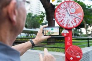 hong kong AR tourism app