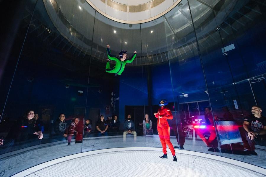iFLY-indoor skydiving