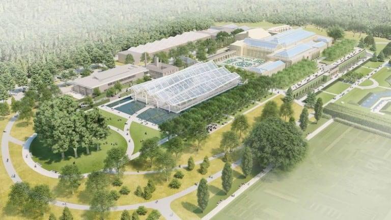 longwood gardens reimagined project
