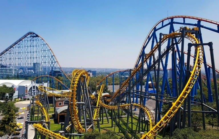 six flags mexico top amusement parks latin america