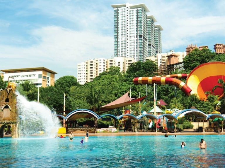 sunway lagoon world's top water parks
