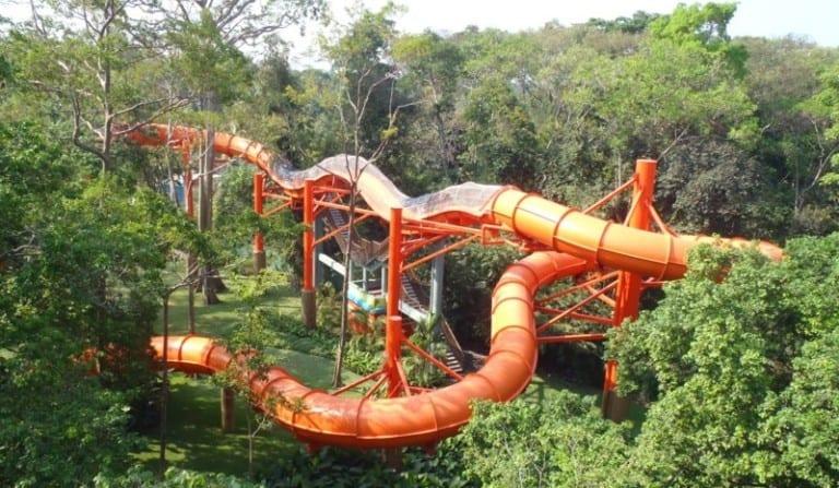 xocomil water park