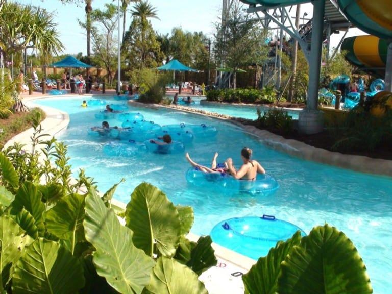 Aquatica Orlando Lazy River world's top water parks