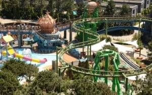 Themeparks and Resorts