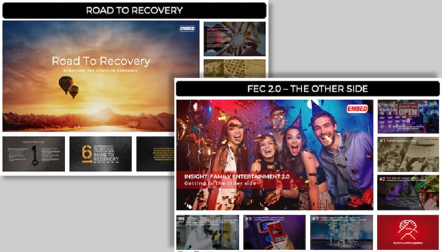 Embed recovery whitepapers