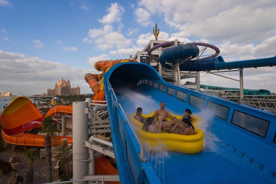 MammothBLAST Atlantis Aquaventure