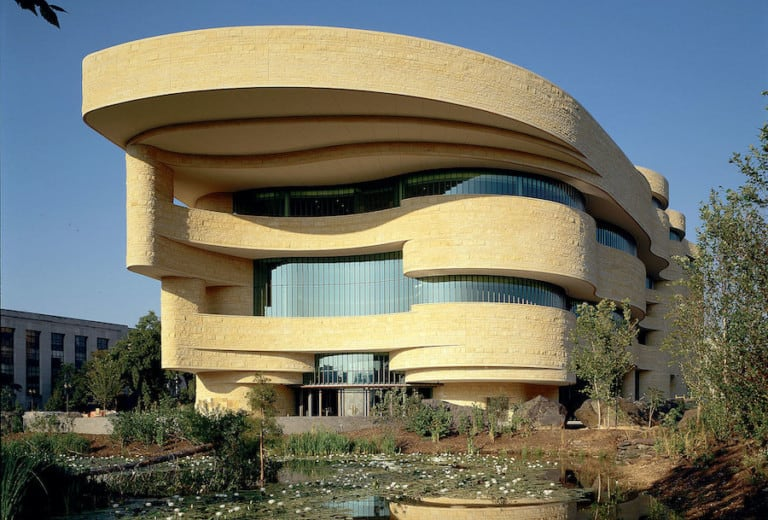 National Museum of the American Indian sustainable museums