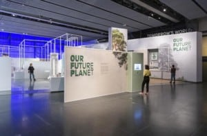 science museum sustainability our future planet