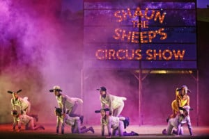 Shaun the Sheep Circus Show
