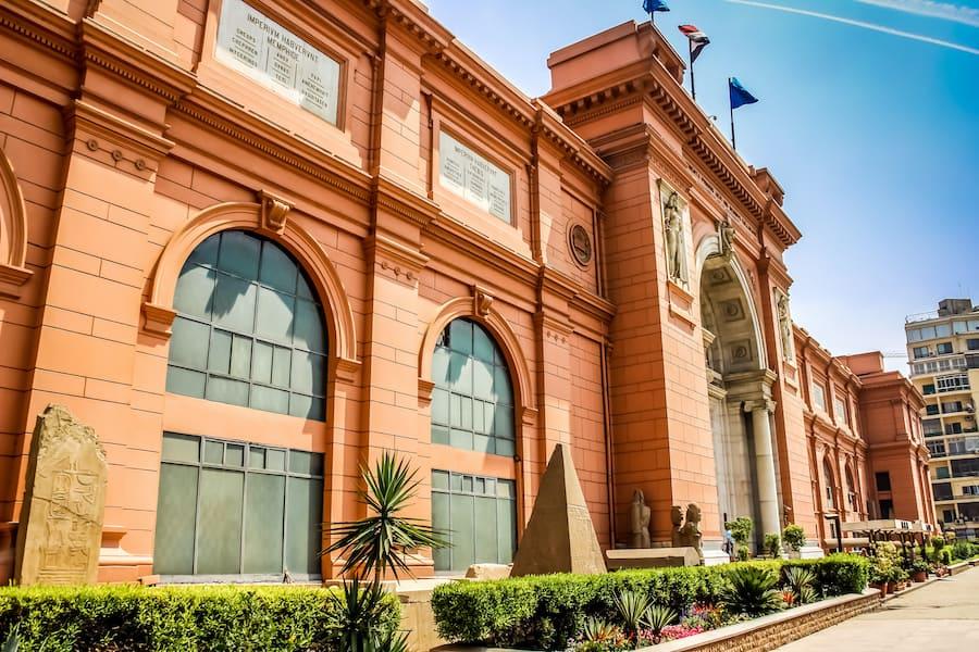 Cairo's Egyptian Museum