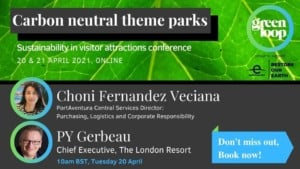 greenloop carbon neutral theme parks