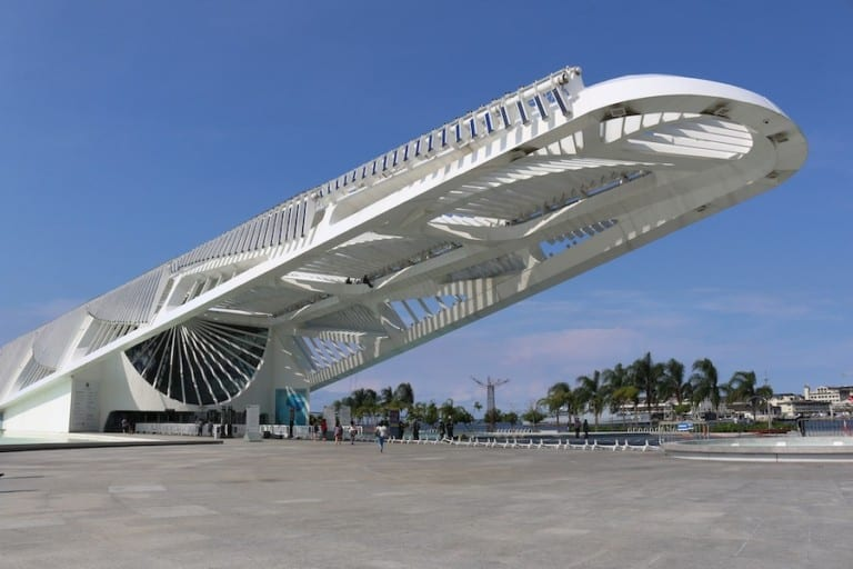 museum of tomorrow Rio Brazil sustainable museums