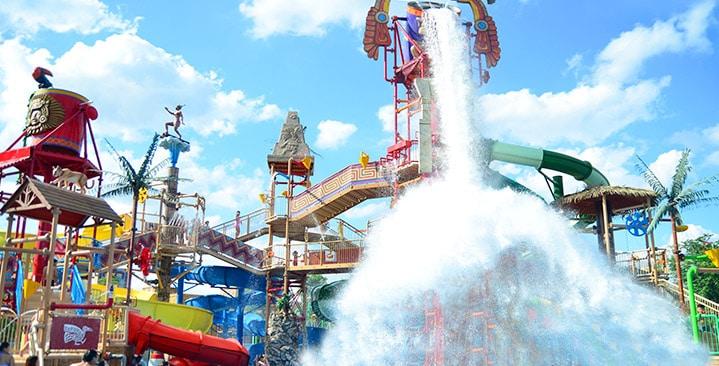 playa maya water park wuhan
