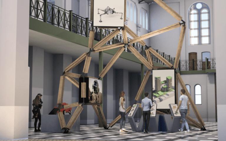 smithsonian futures exhibition