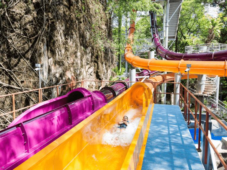 sunway lagoon water park malaysia