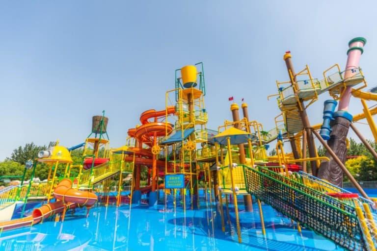 zhengzhou fantawild water park